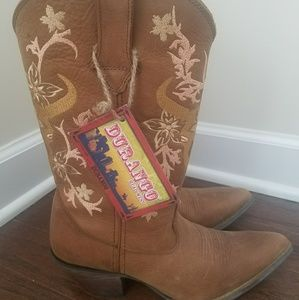 New Durango Cowgirl Boots